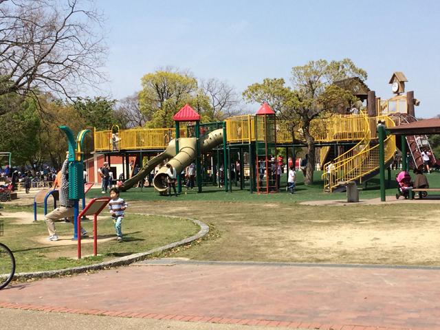 緑地 公園 久宝寺